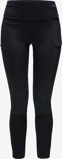 Haglöfs Outdoorbroek 'Fjell Hybrid' in de kleur Zwart, Productweergave