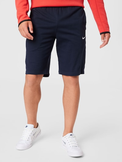Nike Sportswear Nohavice - tmavomodrá, Model/-ka
