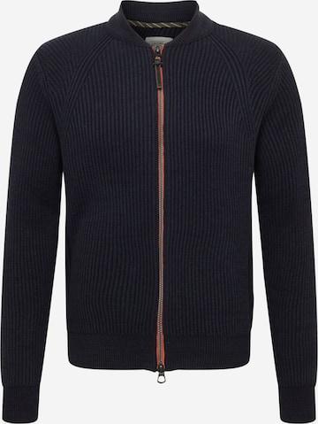 CAMEL ACTIVE Knit Cardigan in Black