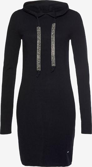 LAURA SCOTT Dress in Black / Silver, Item view