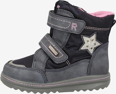 RICHTER Laarzen in de kleur Blauw / Rosa / Zilver, Productweergave