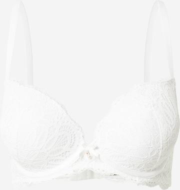 LingaDore Bra 'Snow White' in White
