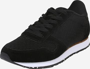 WODEN Sneakers 'Ydun Suede Mesh II' in Black