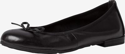 MARCO TOZZI Ballerina in schwarz, Produktansicht