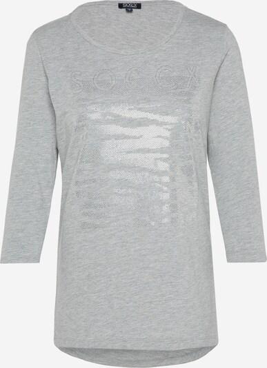 Soccx Shirt in mottled grey, Item view