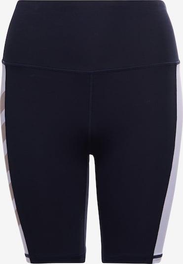 Superdry Sportbroek in de kleur Marine / Bruin / Rood / Wit, Productweergave