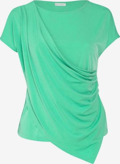 Promiss Shirt in grün, Produktansicht
