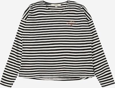 GARCIA Shirt in schwarz / weiß, Produktansicht