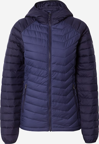 COLUMBIA Outdoor Jacket in Blue