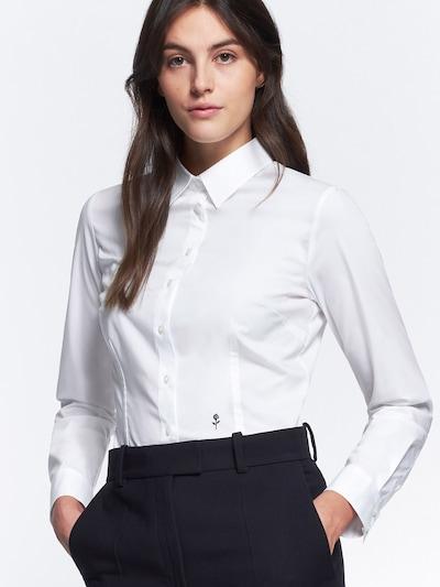 SEIDENSTICKER Bluse in weiß, Modelansicht