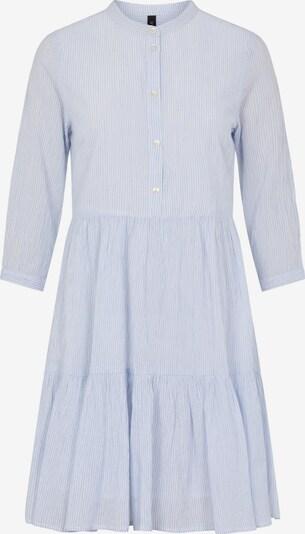 Y.A.S Kleid 'Famira' in hellblau / weiß, Produktansicht
