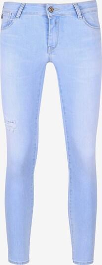 Le Temps Des Cerises Jeanshose 'PULPC' in blau, Produktansicht