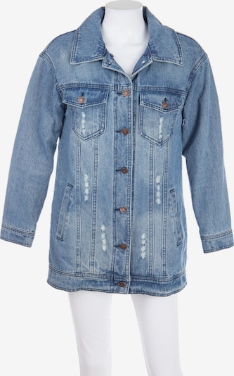 Best Emilie Jacket & Coat in S in Blue denim, Item view