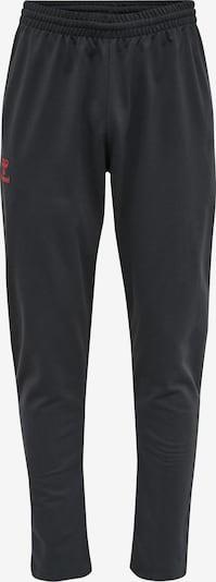 Hummel Sportbroek in de kleur Rood / Zwart, Productweergave