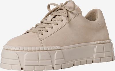 Sneaker low TAMARIS pe maro cappuccino, Vizualizare produs
