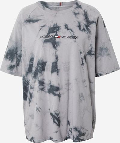 Tommy Sport Sportshirt in navy / grau / dunkelgrau / rot / weiß, Produktansicht