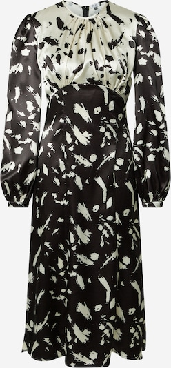 Chi Chi London Robe-chemise 'Adelina' en noir / blanc, Vue avec produit