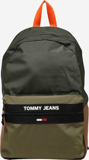 konyak / khaki / olíva / fekete Tommy Jeans Hátizsák, Termék nézet