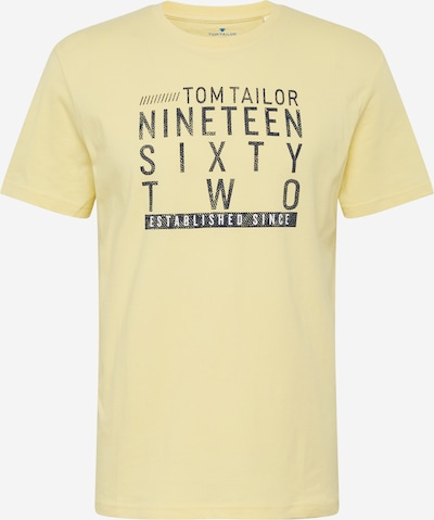 TOM TAILOR Shirt in gelb, Produktansicht