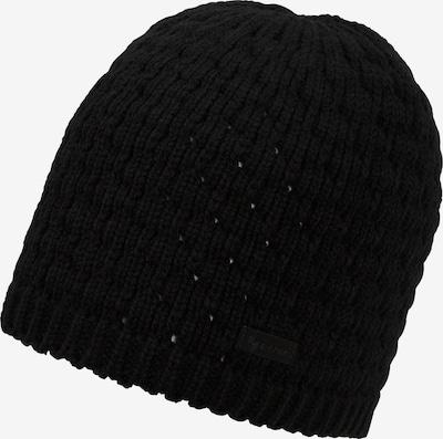 ZIENER Mütze 'ISSY' in schwarz, Produktansicht