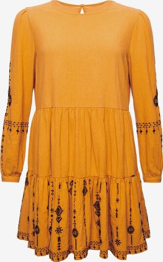 Superdry Kleid 'Anisa' in goldgelb, Produktansicht