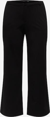 Vero Moda Curve Trousers in Black