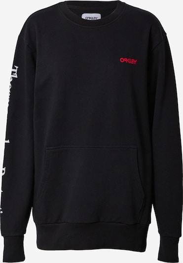 Sportinio tipo megztinis iš OAKLEY , spalva - raudona / juoda / balta, Prekių apžvalga