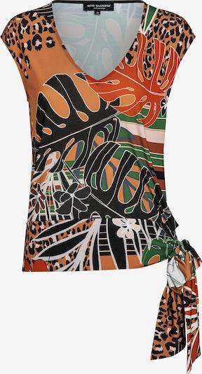 Ana Alcazar Top 'Atala' in mischfarben, Produktansicht