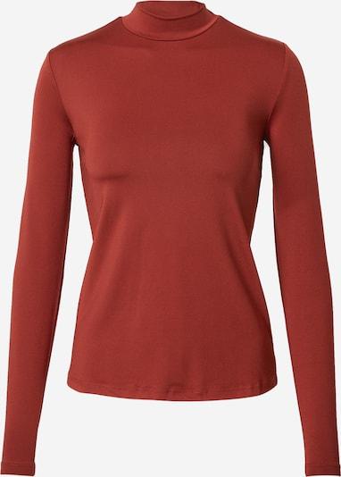 Marškinėliai 'Leola' iš VILA , spalva - rūdžių raudona, Prekių apžvalga