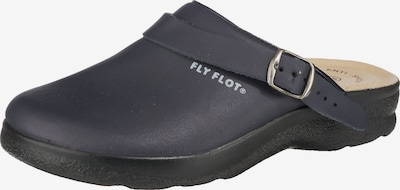 FLY FLOT Pantoffeln in marine, Produktansicht