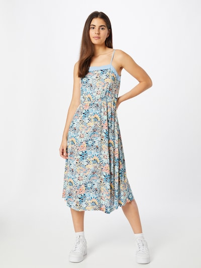 ROXY Summer Dress in Light blue / Mixed colors, View model