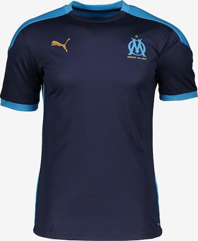 PUMA T-Shirt in blau / hellblau, Produktansicht