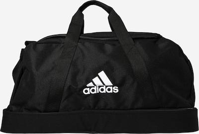 ADIDAS PERFORMANCE Sac de sport 'TIRO DU BC M' en noir / blanc, Vue avec produit