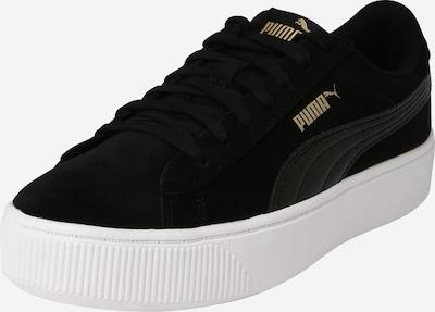 PUMA Sneaker 'Vikky Stacked' in schwarz / weiß, Produktansicht
