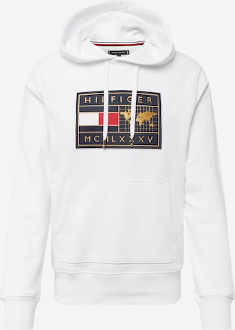 TOMMY HILFIGER Sweatshirt in White