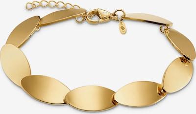 FAVS Armband in gold, Produktansicht