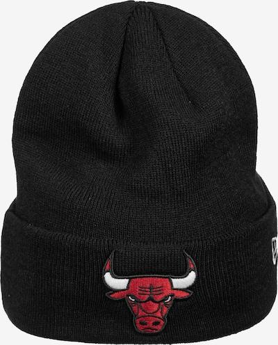 NEW ERA Beanie ' NBA Essential Cuff Knit ' in schwarz, Produktansicht
