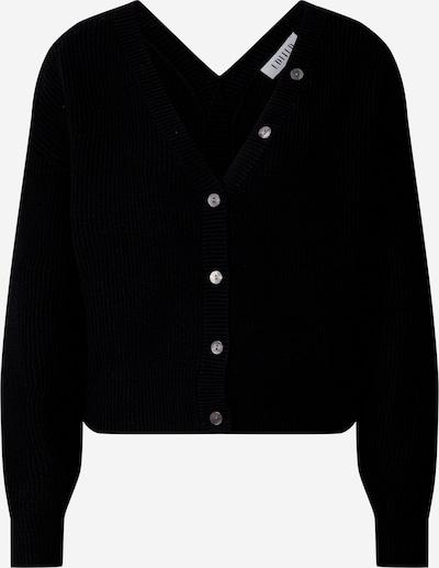 EDITED Cardigan 'Lea' in schwarz, Produktansicht