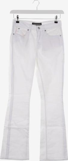 DRYKORN Jeans in 28/32 in weiß, Produktansicht