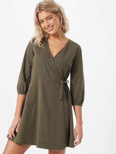 VERO MODA Kleid 'Henna' in oliv, Modelansicht