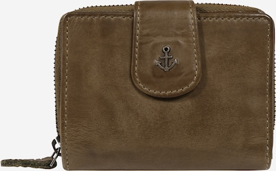 Harbour 2nd Wallet 'Isidora' in khaki, Item view