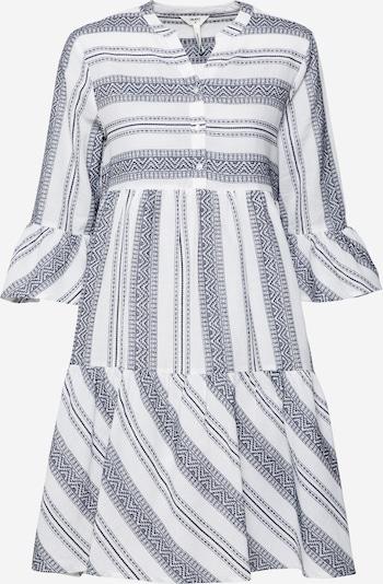 OBJECT Kleid 'OBJNATSCIA 114' in schwarz / weiß, Produktansicht