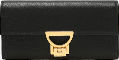 Coccinelle Wallet 'ARLETTIS' in Black, Item view