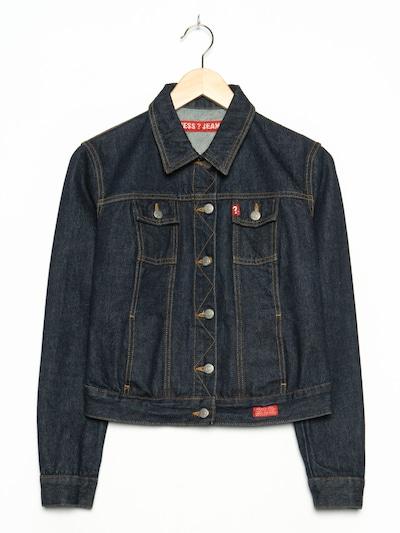 GUESS Jeansjacke in S in dunkelblau, Produktansicht