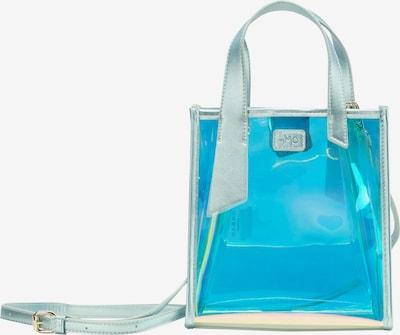 MYMO Handtasche in blau / mint, Produktansicht