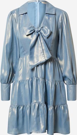 Skirt & Stiletto Kleid in blau, Produktansicht