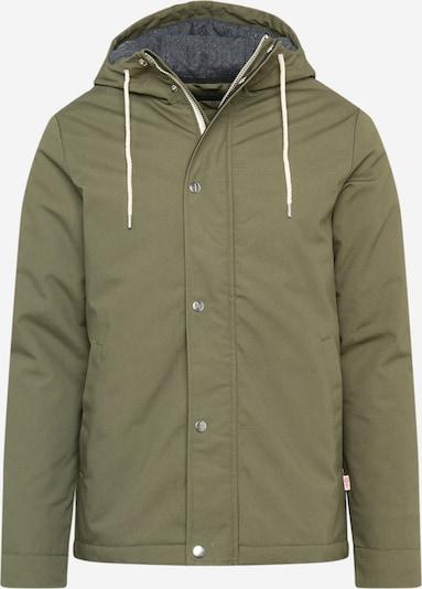 Ilga žieminė striukė iš Revolution , spalva - rusvai žalia, Prekių apžvalga
