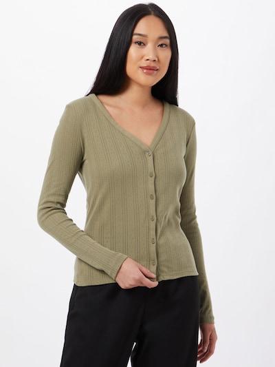 EDC BY ESPRIT Shirt in khaki, Modelansicht
