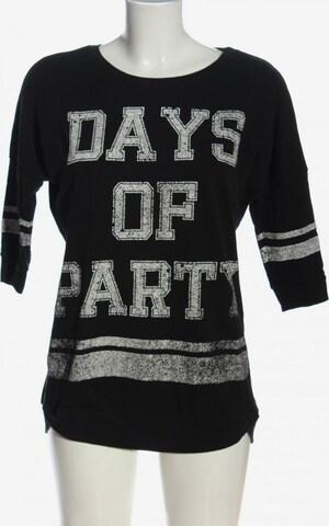 CLOCKHOUSE Sweatshirt in M in Schwarz