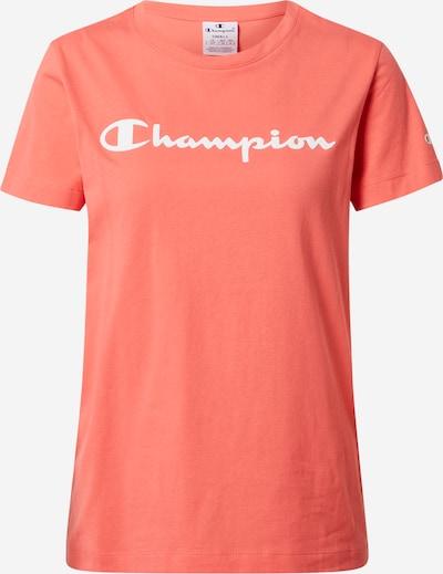 Champion Authentic Athletic Apparel Paita värissä vaaleanpunainen / valkoinen, Tuotenäkymä